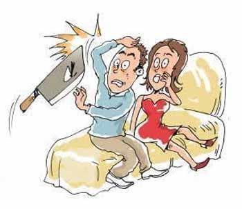 丈夫发现妻子出轨_丈夫出差妻子出轨小说_丈夫出轨妻子怎么办